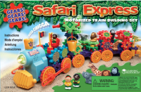 Safari Express Motorized Set LER 9204