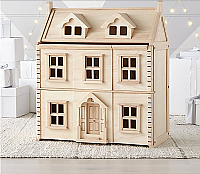 Plan Toys Victorian Dollhouse 7124