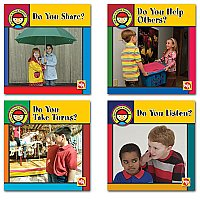 Are You a Good Friend? Complete Series Grades 1 and Up [WR8277]