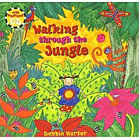 Walking Through The Jungle Book & Enhanced CD I23-9781846866609