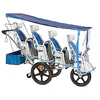 Runabout - 4 Seater Premium Weather Canopy 187-27-4