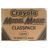 White 2 lb Crayola Model Magic CR-036001