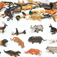 Wild Animals Replica Set 144 pcs A39-368