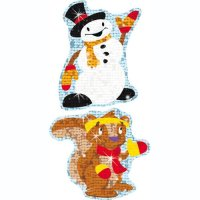 Wonderful Winter Sparkle Stickers B56-63329