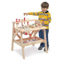 Wooden Project Workbench  D54-22369