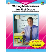 Writing Mini Lessons For First Grade (A15-2417)