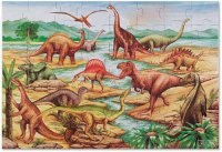 Dinosaur Floor Puzzle  Item #:MD- 421