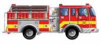 Giant Fire Truck Floor Puzzle  Item #:MD- 436