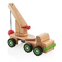 Guidecraft™ Big Block Wrecking Ball Truck G7533