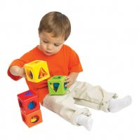 Stacking Activity Cubes B37-184
