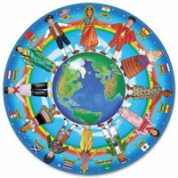 Children of the World Floor Puzzle  Item #: MD-2866