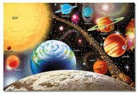 Solar System Floor Puzzle  Item #:MD- 413