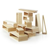 Guidecraft™ Jr. Hollow Blocks 16 Pc. Set G97080