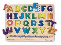 Alphabet Sound Puzzle  Item #:MD- 340