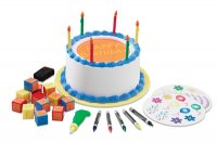 Birthday Cake (Trace and Learn Birthday Cake)