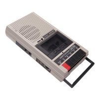 Cassette Player/Recorder CAS 1500