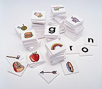 Magnetic Phonics Tiles