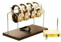 Wireless Listening System CLF-CLS721-4 Yellow