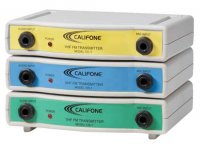 Wireless VHF/FM Transmitters [CLS721T- Y],[CLS725T-B],[CLS729T-G