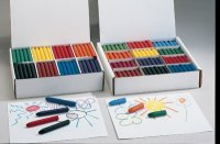 Crayons (Chubbie Crayons Classpack)