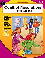 Conflict Resolution Grades 4 - 5  9780742427884