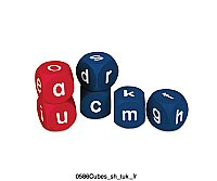 Cube Set (Hands-On Literacy Phonics Cube Set)