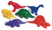 Counters Mini Dinosaur Counters B03-710