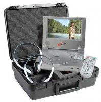Portable DVD Player DVD50-PLC
