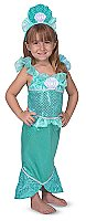 Mermaid Role Play Costume Set  3 - 6 years MD- 8501