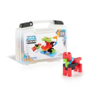 Guidecraft™ IO Blocks® 59 Piece Travel Set G9604