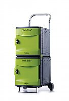 Tech Tub2 Trolley Holds 10 Devices FTT2010