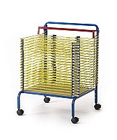 Spring Loaded Paint Drying Rack  PDR20KD