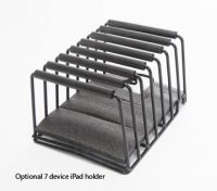 7 iPad®/tablet device holder CE-TEC-AC7
