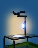DEWEY the Document Camera Stand With LED Light CE- DCS2