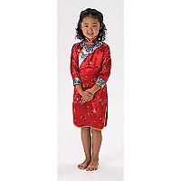 Multicutural Costume (Asian Girl Dress )