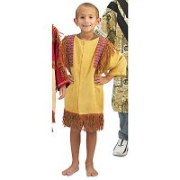 Multicultural Dress-Ups Plains Native American Shirt BNW-CIB702