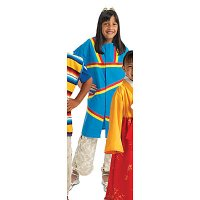 Multicultural Dress-Ups Central American Peasant DressBNW-CHG707