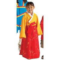 Multicultural Dress-Ups Korean Hanbok BNW-COG705