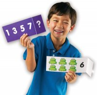 Counting Fold-Up Flashcards