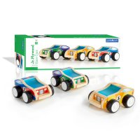 Guidecraft™ Jr Plywood Race Cars G7523