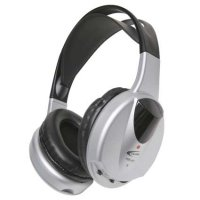 Headphones (Wireless) Infrared Stereo Mono Headphone