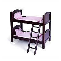 Doll Bunk Bed – Espresso G98117