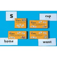 Jolly Phonics Cards Print Letters Set (E71-27X)