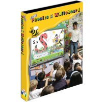 Jolly Phonics For The Whiteboard in Print Letters (E71-9781844140879)
