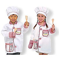 Chef Role Play Costume Set  3 - 6 years MD-4838