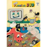 Jolly Phonics Dvd Print Letters Edition (E71-725)