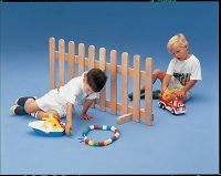 Play Fence Room Divider B46-1900
