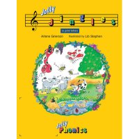 Jolly Phonics Jingles Big Book In Print Letters includes CD E71-063