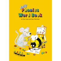 JOLLY PHONIC WORD BOOK PRINT LETTER JL288