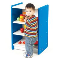 Toddler kitchen Fridge (Melamine) C375